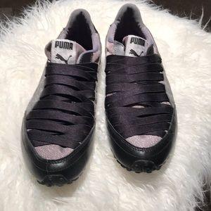 Puma slip on stylish sneakers